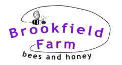 Logo for Brookfield Farm Bees And Honey, Maple Falls, Washington
